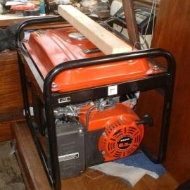 generator in cabin 270x270