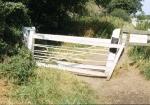 Clapper Gates