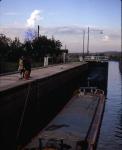 Holme Lock looking down River