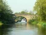 West Haddlesey Bridge on the Selby Canal